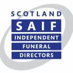 SAIF logo.